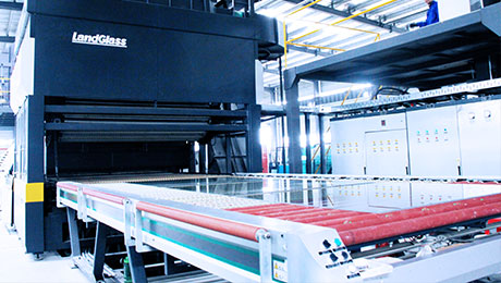 How to measure the heating time of the glass tempering furnace?