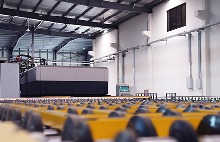 LandGlass Smart Factory Enables You to Achieve Lean Management in Glass Processing