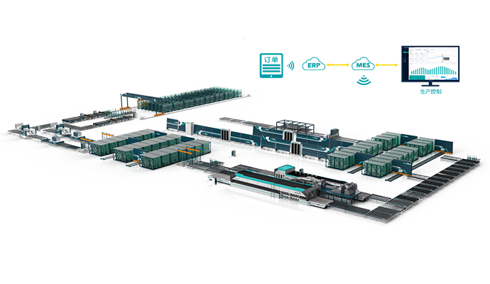 Ten things you need to know about the intelligent glass processing factories