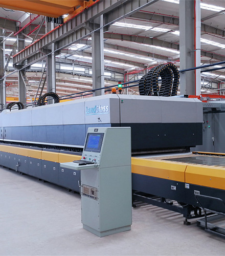 LandGlass Glass Tempering Furnaces in Malaysia