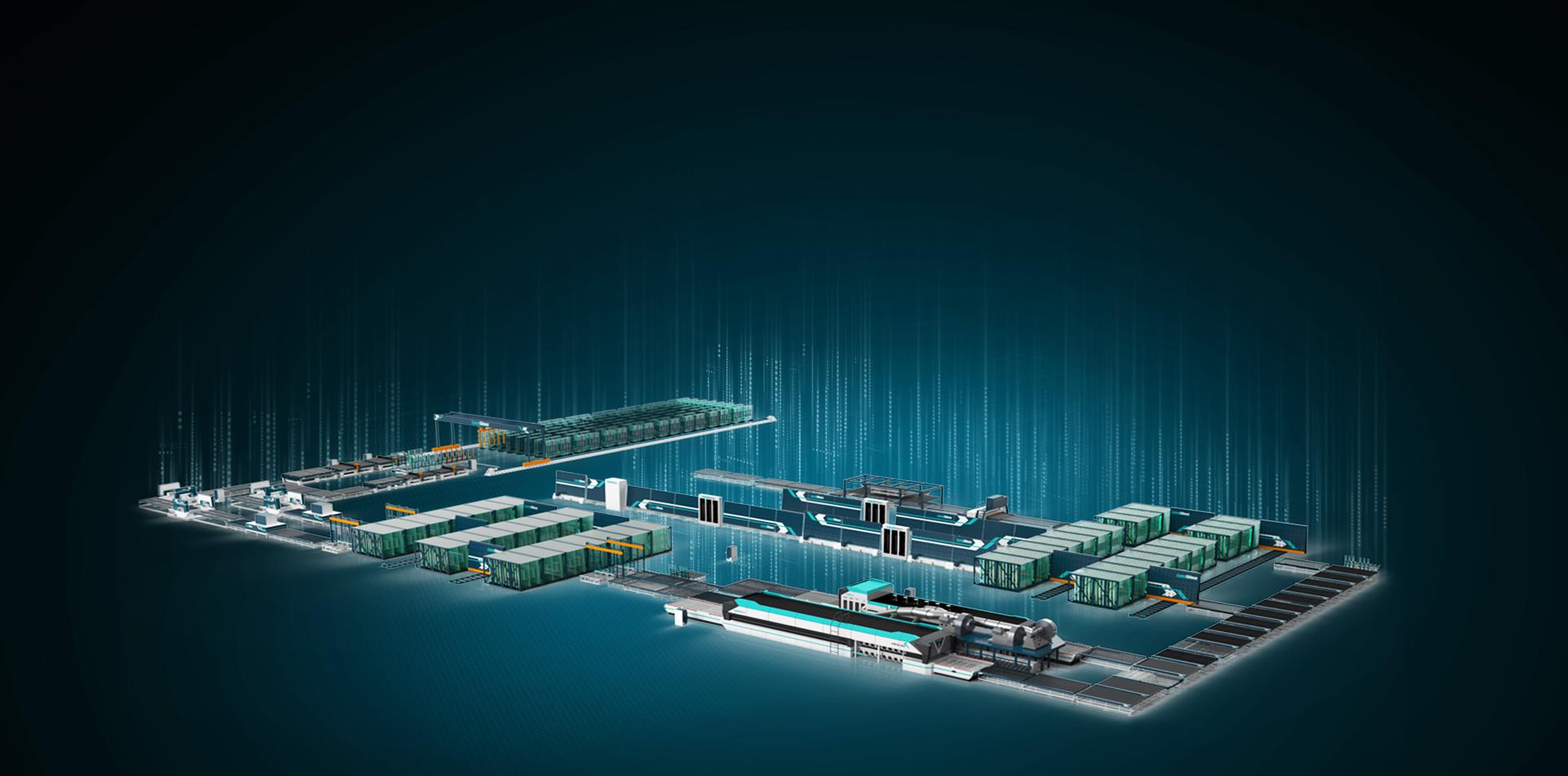 LandGlass TIGER™ Smart Factory