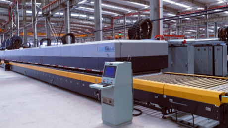 Glass Tempering Machine Heating Time Setting for Different Types of Glass